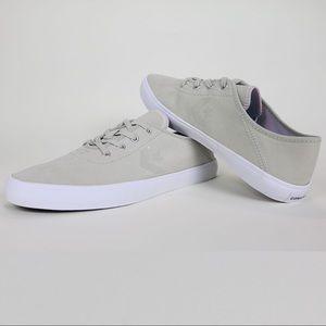 Converse costa collapsible heel low top shoe